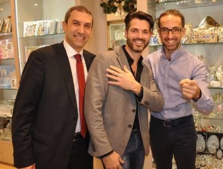 Sergio Arcuri ospite d'eccezione del Boccadamo Day