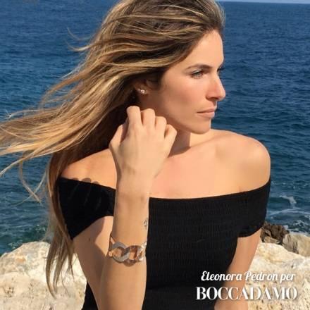 Eleonora Pedron, sirena bionda con Trix