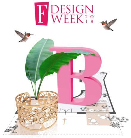 Il design del gioiello Boccadamo in mostra alla F Design Week