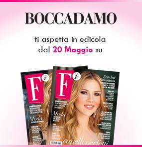 Boccadamo ed F, la coppia fashion dell'estate