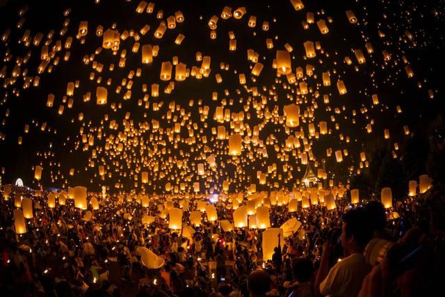 Festival delle Lanterne Thailandia_Fonte Getty Images