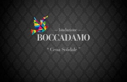 Una Cena solidale per la Fondazione Boccadamo