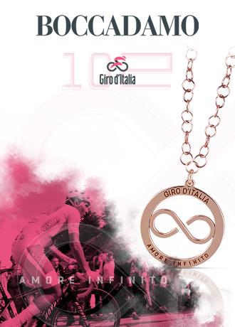 Boccadamo presenta la capsule collection dedicata al Giro d'Italia