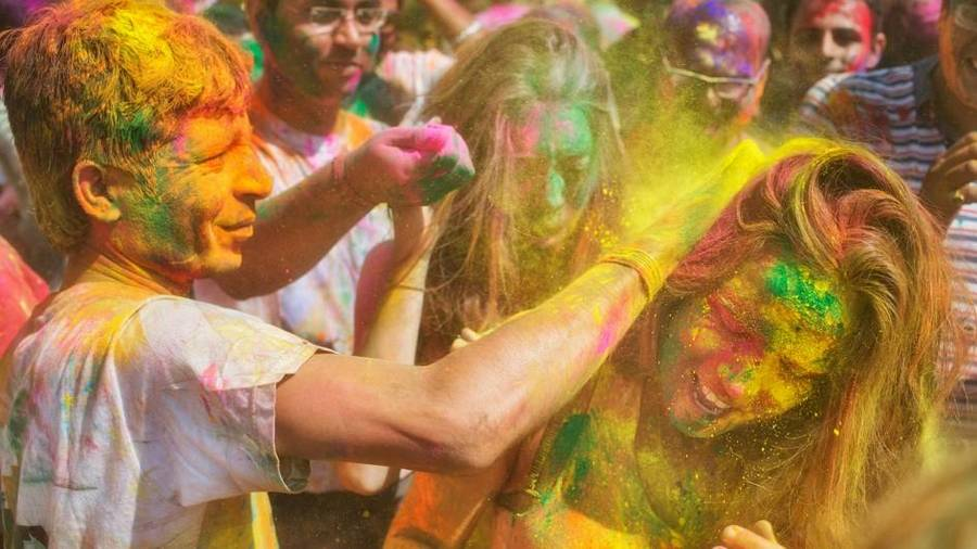 Holi Festival India1_Fonte National Geographic