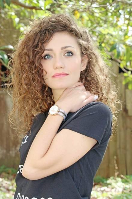 """Mya Time"", l'arma segreta di Chiara Angiolino"