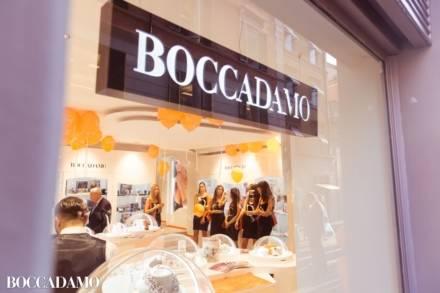 Nel cuore di Roma, inaugurato il primo flagship store italiano di Boccadamo