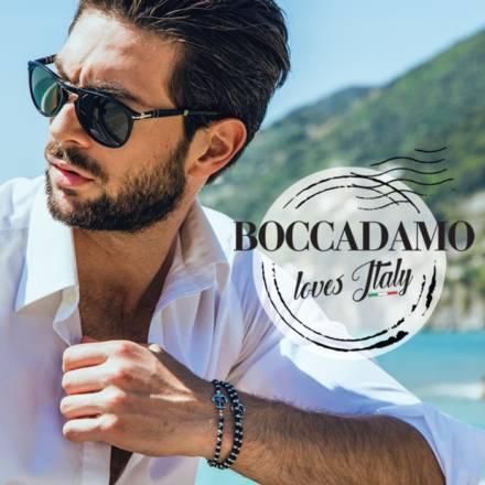 Boccadamo loves Italy