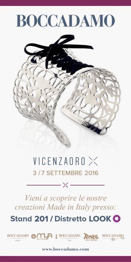 Vicenza Oro, il debutto in grande stile per la linea di orologi Boccadamo
