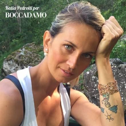 Gioielli Boccadamo per la principessa Katia Pedrotti