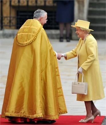 Il giallo è trendy e anche regale