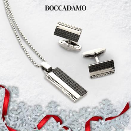 Unconventional Christmas per lui con Boccadamo