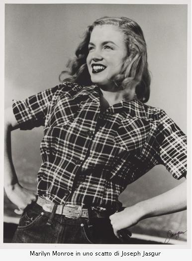 Norma Jeane Baker: la diva dentro Marilyn