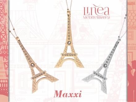 Maxxi, il ciondolo dei desideri