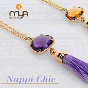 Nappi Chic, una colorata tendenza