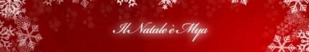 "Il Natale è ""MYA"""