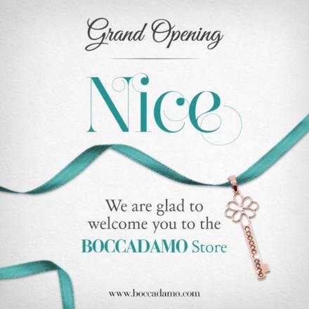 Inaugurato a Nizza il primo flagship store Boccadamo