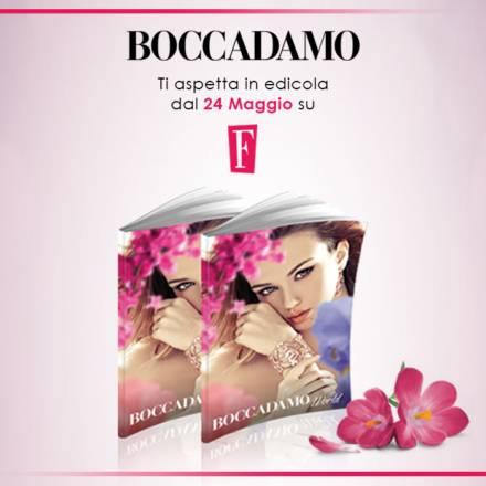 Lookbook Boccadamo in edicola con F