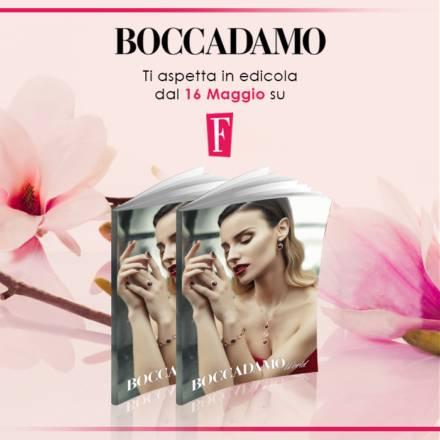 """Boccadamo World, con """"F"""" il look book della maison"""