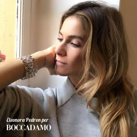 Il buongiorno di Eleonora Pedron è più Majestic