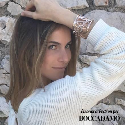 Eleonora Pedron e il suo amore per Lumia