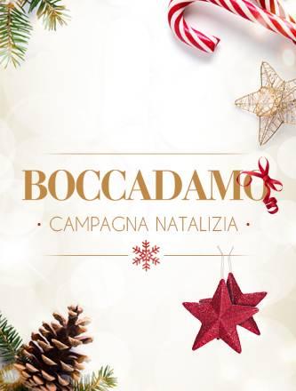 Natale patinato per Boccadamo in Tv e sulla stampa