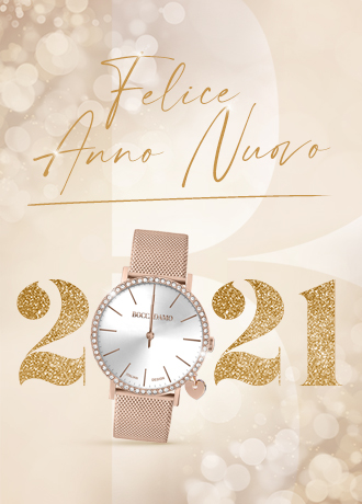 Benvenuto 2021, confidiamo tutti in te!