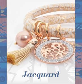 Jacquard, un tessuto gioiello