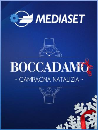 Boccadamo Time on air su Mediaset