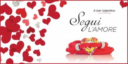 Quest'anno il San Valentino è firmato Mya e Boccadamo Jewels