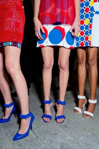 Bon ton o rock: ecco le scarpe per la prossima P/E 2013