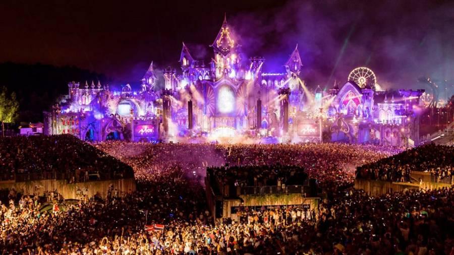 Tomorrowland Belgio_Fonte Tomorrowland
