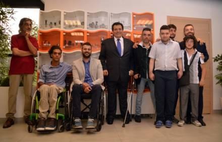 """Inaugurata la Scuola Orafa per ragazzi """"speciali"""", il fiore all'occhiello della Fondazione Boccadamo"""