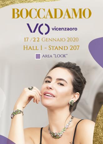 Con VicenzaOro, Boccadamo inaugura il suo Trade Show