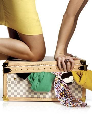 Una valigia perfetta in poche mosse
