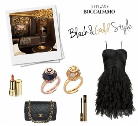 Black&Gold Style