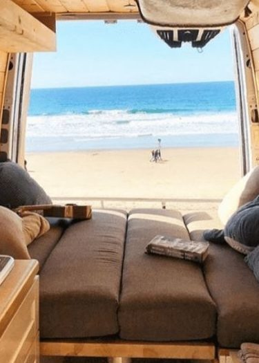 Estate in camper in Italia: itinerari da non perdere