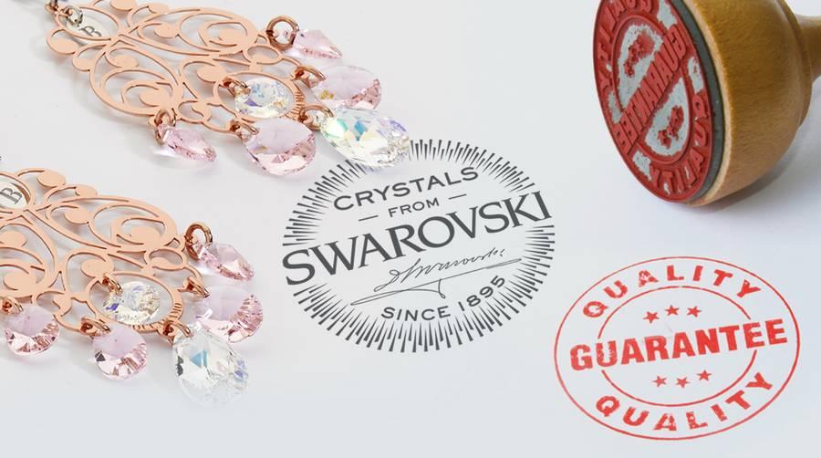 Risultati immagini per crystal swarovski CERTIFICAZIONE