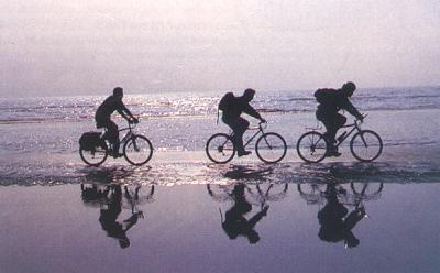 La vacanza si fa in bici