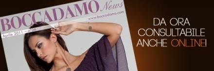 Il Boccadamo News da oggi si sfoglia anche on-line