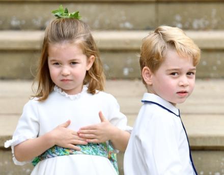 Royal family, I look dei più piccoli di famiglia