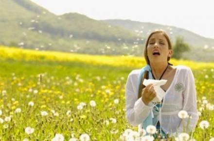 C'è poco da stare allegri c'è l'allergia