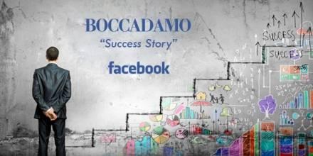Facebook premia la fanpage Boccadamo con una recensione speciale