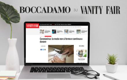 Vanity Fair, come Boccadamo coniuga moda e solidarietà