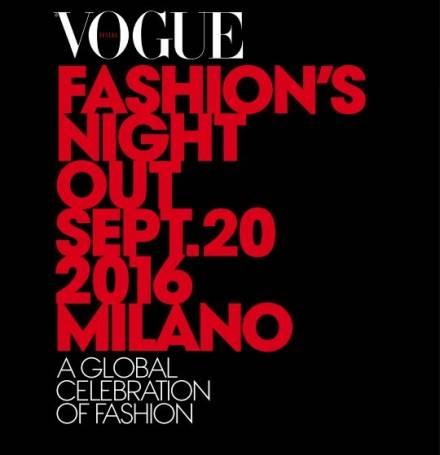 Vogue Fashion's Night Out, la moda al servizio della solidarietà