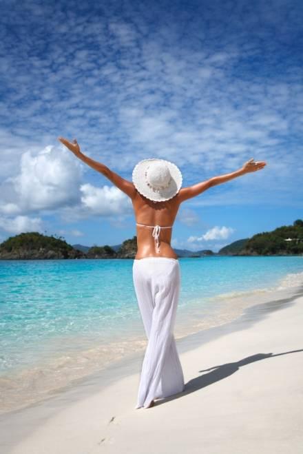 5 mosse per mantenere un'abbronzatura perfetta